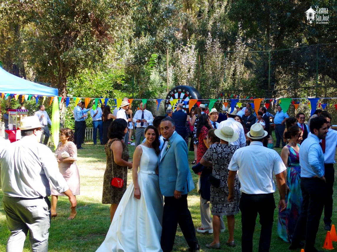 Matrimonios de día, mini guía de lo esencial.